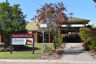 Macksville Library